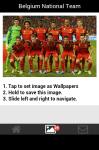 Belgium Soccer Team Wallpaper screenshot 4/5