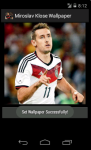 Miroslav Klose Wallpaper screenshot 5/6