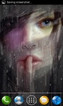 Raining Glass Live Wallpaper screenshot 2/3