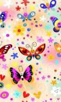 Cute Butterfly Live Wallpaper by Lvdou screenshot 1/3