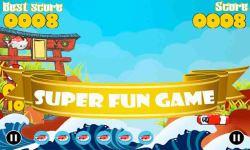 Koi Carp Jump - Fish Swim n Race to Become Dragon screenshot 3/6