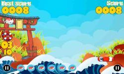 Koi Carp Jump - Fish Swim n Race to Become Dragon screenshot 5/6