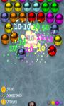 Magnetic balls puzzle game screenshot 1/3