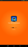 Free MP3 Music Downloader and Music Player screenshot 1/5