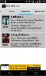 Bollywood Hindi Movies Free screenshot 5/5