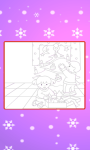Coloring Christmas Fun screenshot 3/4