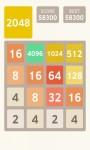2048 Puzzle Number Game screenshot 1/3