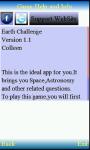 Earth Challenge Puzzle  screenshot 1/4