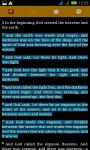 KJV Bible - Modern screenshot 1/3