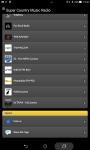Super Country Music Radio screenshot 3/5