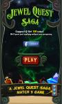 Jewel Quest Saga screenshot 1/5