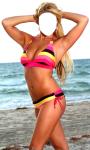 Woman Bikini Photo Montage screenshot 4/6