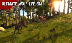 Wild Life - Wolf screenshot 1/4