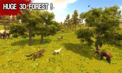 Wild Life - Wolf screenshot 2/4
