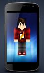 Boys Skins Minecraft screenshot 3/4