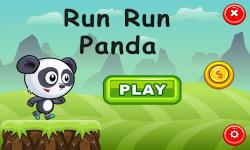 Run Run Panda screenshot 1/4