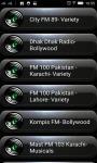 Radio FM Pakistan screenshot 1/2