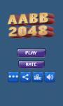 2048 AABB screenshot 1/6