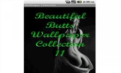 Beautiful Butts Wallpapers Col transparent screenshot 1/3