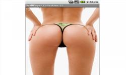 Beautiful Butts Wallpapers Col transparent screenshot 2/3