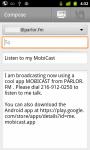 MobiCast screenshot 3/3