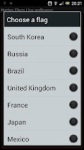 National Flags Live Wallpaper screenshot 4/5