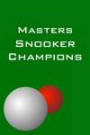 Masters Snooker Champions screenshot 1/1