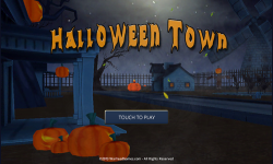 Halloween Town screenshot 1/5