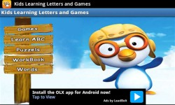 Kids ABC Letters and Games screenshot 1/5