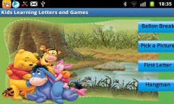 Kids ABC Letters and Games screenshot 2/5