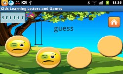 Kids ABC Letters and Games screenshot 4/5