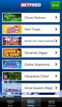 Betfred Bingo screenshot 2/5