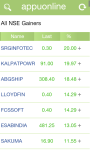 BSE NSE Live Stock Market screenshot 2/4