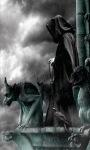Reaper In Rain Live Wallpaper screenshot 1/3