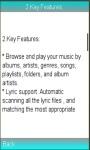 Music Player / Audio Player screenshot 1/1