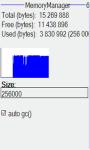Memory file manager screenshot 3/4