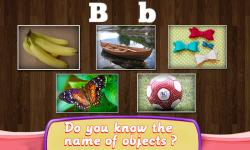Preschool A to Z Words For Kid screenshot 5/6