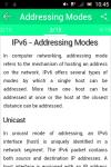 Learn IPv6 v2 screenshot 2/3