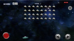 Lost in space shooter screenshot 1/3