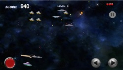 Lost in space shooter screenshot 3/3