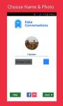 Fake Messenger Chats screenshot 1/6