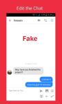 Fake Messenger Chats screenshot 2/6