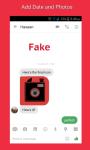 Fake Messenger Chats screenshot 6/6