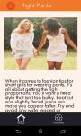 Fashion advice for Women screenshot 2/5