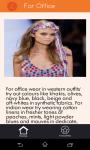 Fashion advice for Women screenshot 4/5