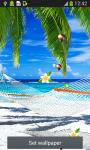 Tropical Beach Live Wallpapers screenshot 4/6