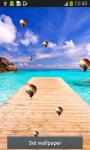 Tropical Beach Live Wallpapers screenshot 5/6