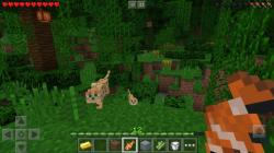 Minecraft Pocket Edition modern screenshot 2/6
