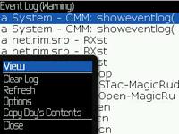 ShowEventLog screenshot 1/1