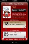 TV Show tracker screenshot 1/1